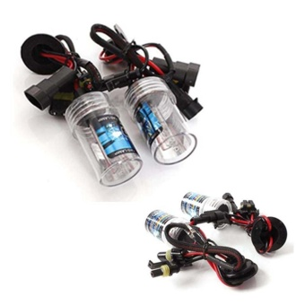 2x 55W XENON HID REPLACEMENT LIGHT BULB CAR LAMP H7 55W 6000K (Intl) - intl Price Philippines