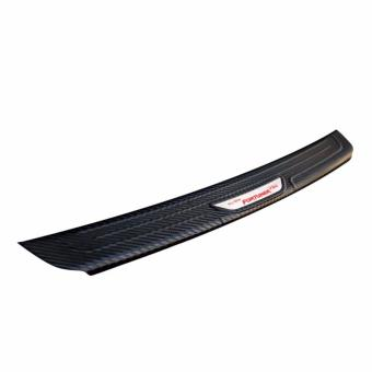 Harga Back Step Sill for Toyota Fortuner 2016-2017 (Carbon)