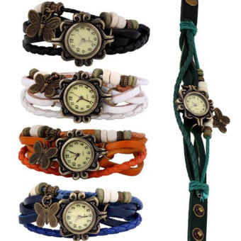 Wholesale Lot of 5pcs Womens Girls Butterfly Bracelet Wrist Watches Price Philippines