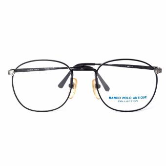 Marco Polo Real Vintage Eye wear MP 88-01 (Black) Price Philippines