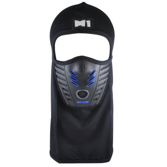 Harga M1 M3 Blue Motorcycle Hood with Air Flow (Thailand)