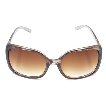 Protech Fashion Oversized Shades Women's Sunglasses 8873 (Brown) Price Philippines