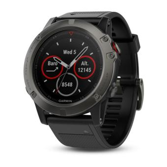 Garmin Fenix 5X Sapphire Multisport GPS Watch with Mapping Wrist HR Slate Gray Price Philippines