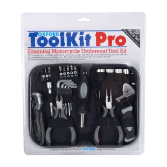 Harga Oxford OX141 Tool Kit Pro (Black/Grey)