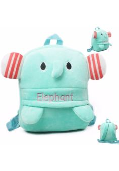 Harga Little Elephant Kids Fur Bag