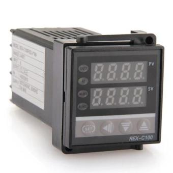 Harga DHS Thermostat Temperature Controller Output AC 100-240V - intl