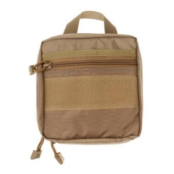 MagiDeal Tactical MOLLE EDC Pouch Outdoor Multi-Purpose Utility Accessory Bag Tan - intl Price Philippines