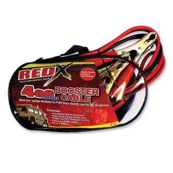 Harga Red X Booster Cable 400 AMP