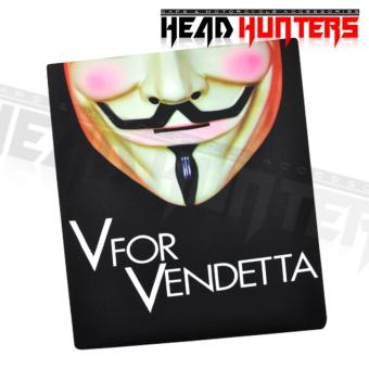 Harga Head Hunters Motorcycle Character & Filter Training Mask - Vendetta