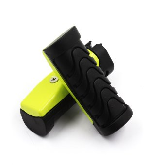 Harga Motor Craze Motorcycle Scooter Pair Footrest Pegs Pedal (Yellow Green)