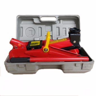 Harga Prostar 2 Ton Floor Jack 300 Max Lift Height Red with Blown Case