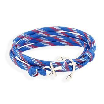 Anchor Colorful Many Colors Bracelets Bangles - intl Price Philippines