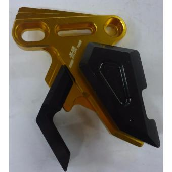 Mugen Motorcycle Caliper Cover Raider 150(Gold) Price Philippines
