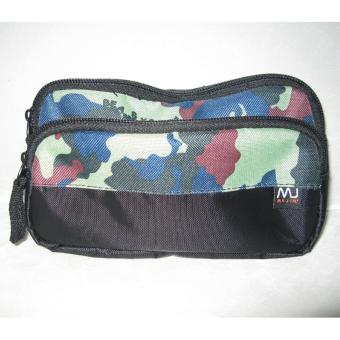 Mj by McJim CPR10-G81 Belt Bag (Green) Price Philippines