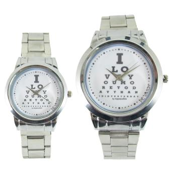 Pic Watch Love Watch I Love You More Today Couple Watch Price Philippines