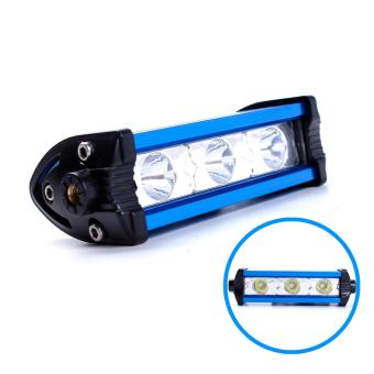 Harga Motor Craze Universal Motorcycle 3 LED Light (Blue)