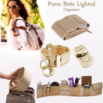 Purse Brite Organizer (Beige) Price Philippines