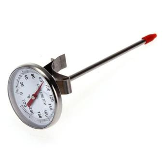 Harga DHS Grill Meat Thermometer Gauge - intl