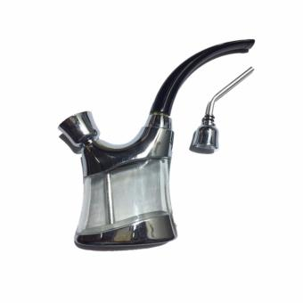 Harga CD-903 Water Pipe (Silver)