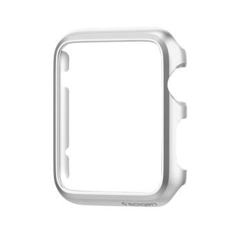 for Apple Watch Case Protector Cover iWatch 42mm Skin Bumper Silver Price Philippines