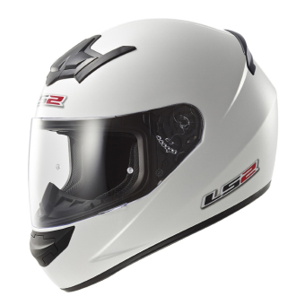 LS2 Full Face FF352 Rookie Mono Helmet (White) Price Philippines