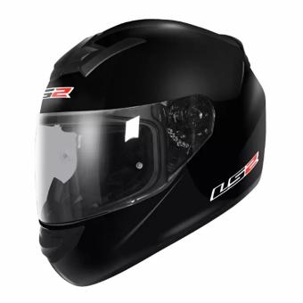 LS2 Full Face FF352 Rookie Mono Helmet (Black) Price Philippines