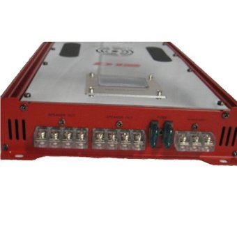 D12 MRV-1507 Amplifier (Red) Price Philippines