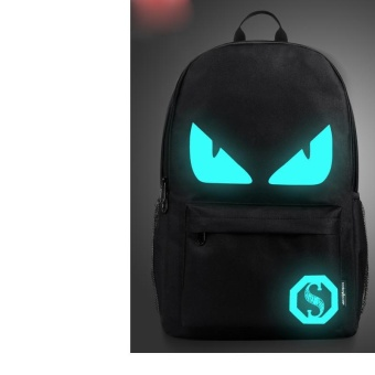 (Imported)BEST-YIGH 2017 Korea Fashion Boys Canvas personalized for teens Backpack School Book Shoulder Bag boy bags for school jansport - intl