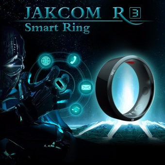 Jakcom R3 Smart Ring New Peculiar Electronics - intl Price Philippines