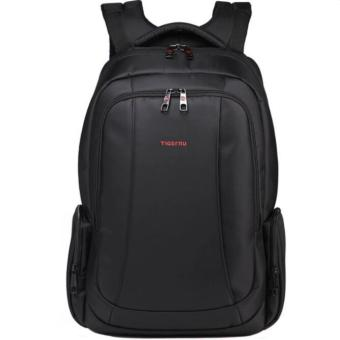 Joy Anti-theft Bag for 12-15.6 Inches Laptop Nylon WaterproofTravel Business Backpack-Black