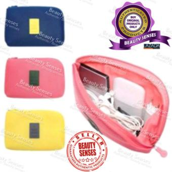 Large Size Innovative Travel Gadget Organizer Pouch (Pink) Price Philippines