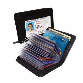 Lock Wallet Security ATM Credit Card Wallet RFID BlockingProtection
