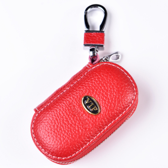 Mercedes-Benz c200l/glac200glk shell buckle leather key cases