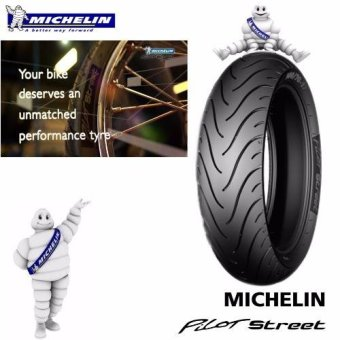 Michelin Motorcycle Tire 110/80 R14 59P Pilot Street