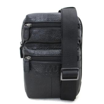 Mj by McJim BGF45-5323A-01 Sling Bag Leather (Black) Price Philippines