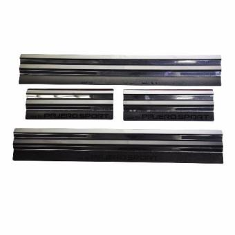 Montero Sport 2016 Side Step Sill Plate