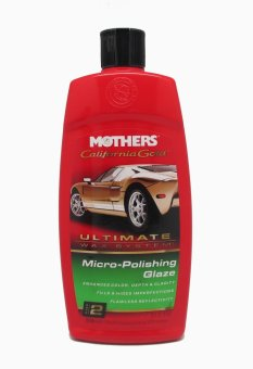 Mothers 08100 Step 2 California Gold Micro-Polishing Glaze 473ml Price Philippines