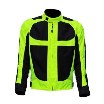 Motorcycle jacket breathable racing jacket - intl