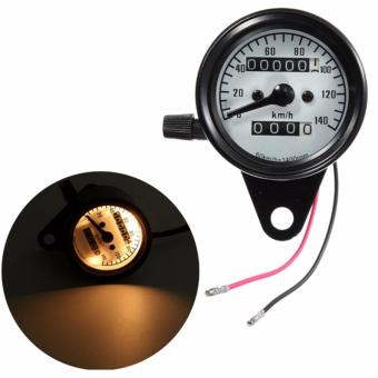 Motorcycle Speedometer with Odometer Night Light universal Price Philippines