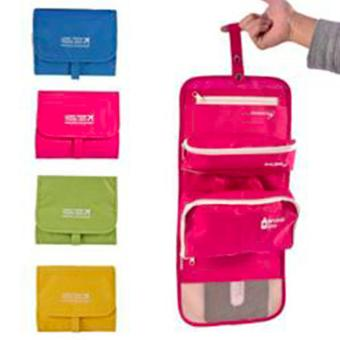 New Portable 3 in 1 Multi Pouch Travel Gym Toiletry Cosmetic Bag