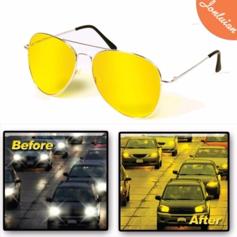 Night Vision Glasses Anti Glare Light Night Driving Glasses