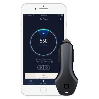 nonda ZUS Smart Car Locator and Charger