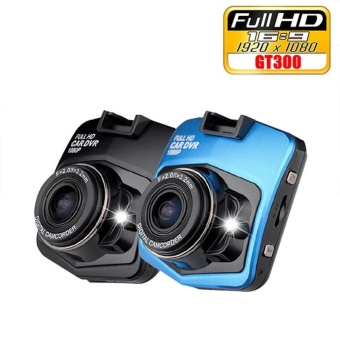 Novatek Car DVR Camera GT300 Full HD 1080P Video Registrator Recorder Dash Cam - intl