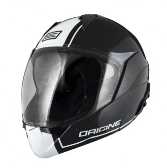 Origine Italy Modular 00057 Riviera Dandy Nero Opaco Helmet (2016 Collection)