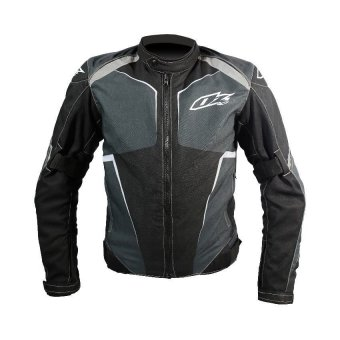 Oz Racing Dizpatch Knight Motorcycle Riding Jacket (Black) WithFree Motorcycle Sticker Price Philippines