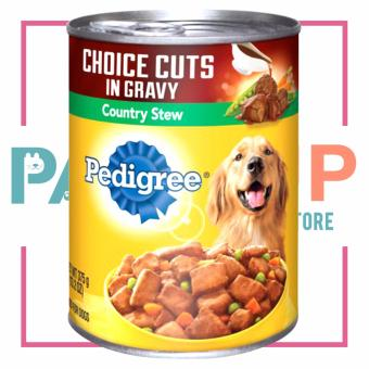 Paws Up Pedigree Choice Cuts Country Stew