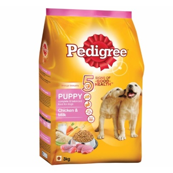 Pedigree dogfood puppy 15kg