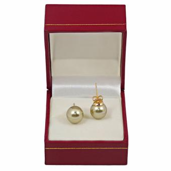 Persian Princess Saira Pearl Earrings Stud Earrings FREE Gift Box