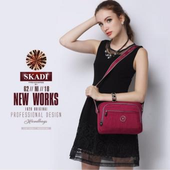 "Pilot Newly Arrival ""Skadi"" Korea Ladies Shoulder Bag 888 (Red) Price Philippines"