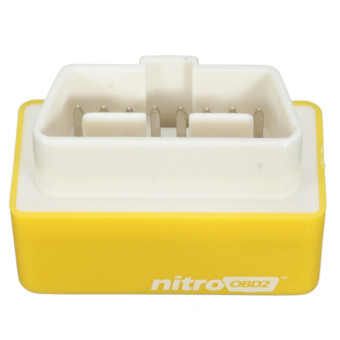 Plug and Drive NitroOBD2 Performance Chip Tuning Box for Benzine Cars Nitro OBD2